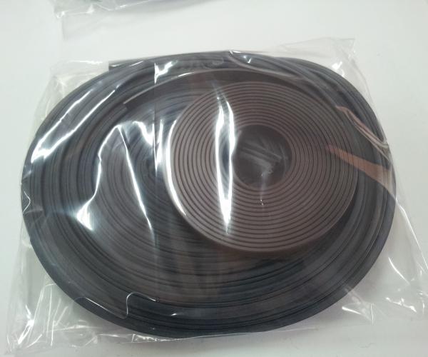 Fridge Door Seal with Magnetic Strip (Black)