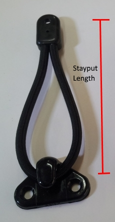 Tonneau Loop Stayput Dimensions